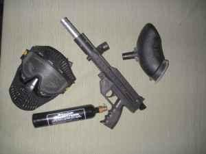 paintball package 45 near