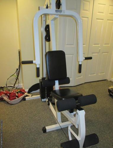 Parabody 250 Multi Station Weight Machine For Sale In