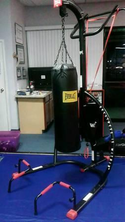 Punching Bag Stand Boxing Mma Muay Thai For Sale In Las