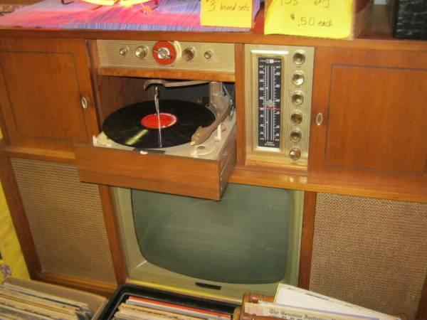 retro television for sale