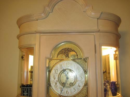 Ridgeway CurioStyle Grandfather Clock for Sale in