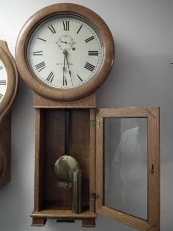 Seth Thomas No 2 Regulator Clock Kit