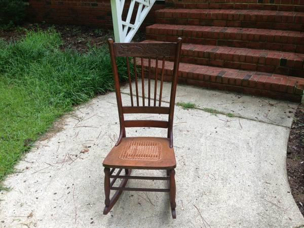 antique rocking chairs for sale chair 1 2 chaise small ladies in raleigh north carolina
