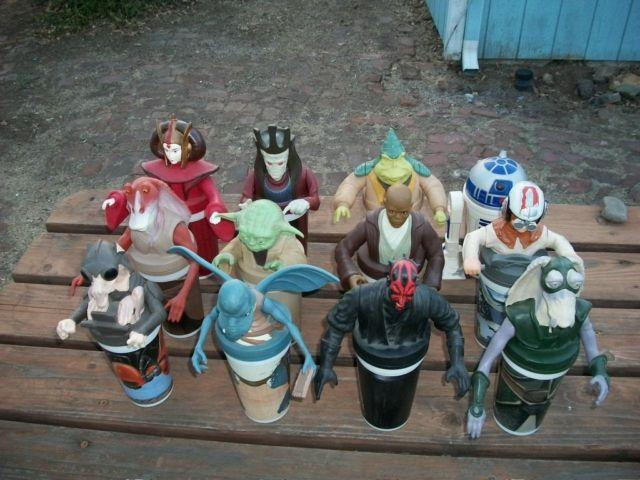 star wars lot collector
