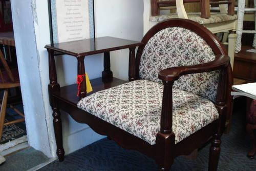 Telephone TableGossip Bench ANTIQUE for Sale in Manakin