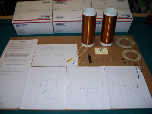 Tesla Coil Diagram Aa Battery Powered Quottesla