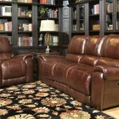 Thomasville Leather Chair Disc Golf 16gauge100 Sofa Free Del In 48b States