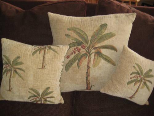 Palm Tree Pillows