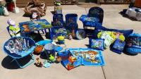Toy Story bedroom/bathroom set - for Sale in Santa Clara ...