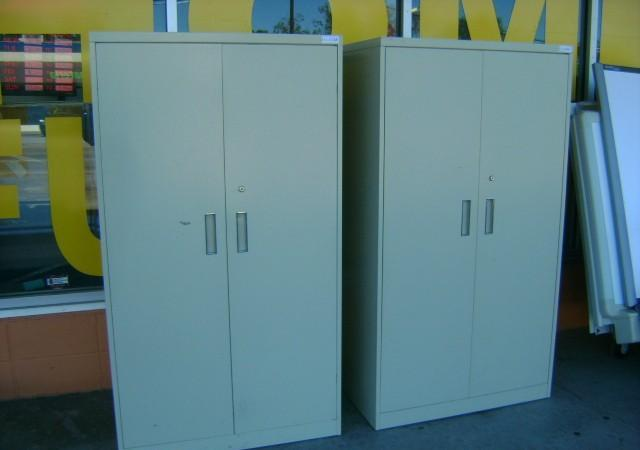 USED OFFICE FURNITURE FILE CABINET STORAGE CABINET
