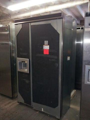 Viking FDSB5482D Panel Ready Refrigerator for Sale in Paterson New Jersey Classified