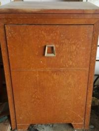 Vintage 1950's Pfaff 130 Sewing Machine Cabinet for Sale ...