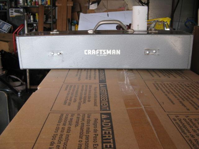 Vintage Craftsman Tool Boxes For Sale