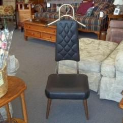 Mens Valet Chair Folding Shower With Back Vintage Neenah For Sale In Appleton Wisconsin