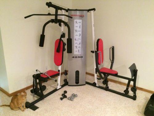 Weider Pro 4250 Weight Machine For Sale In Camp Dodge