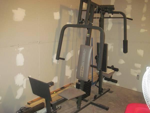 Weider Pro 9628 Weight Training For Sale In Richmond