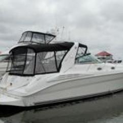 Sea Ray Warranty Model A 12 Volt Wiring Diagram 1998 2012 40 Sundancer For Sale In Charleston South 109 000