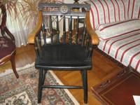 harvard chair for sale rocky folding with side table play ball baseball new and used furniture in vintage university arm black