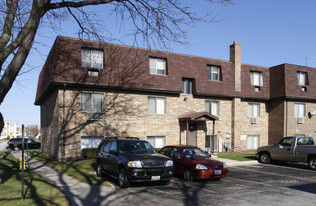 529 W Dempster St Apartments