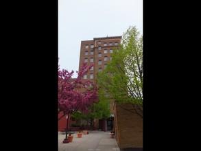 Ohio Historic Hillcrest Apartments In Toledo