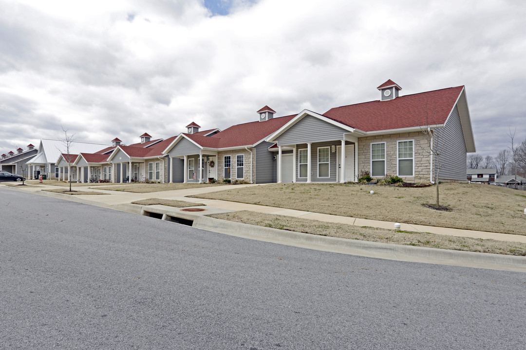 the patio homes of persimmon apartments