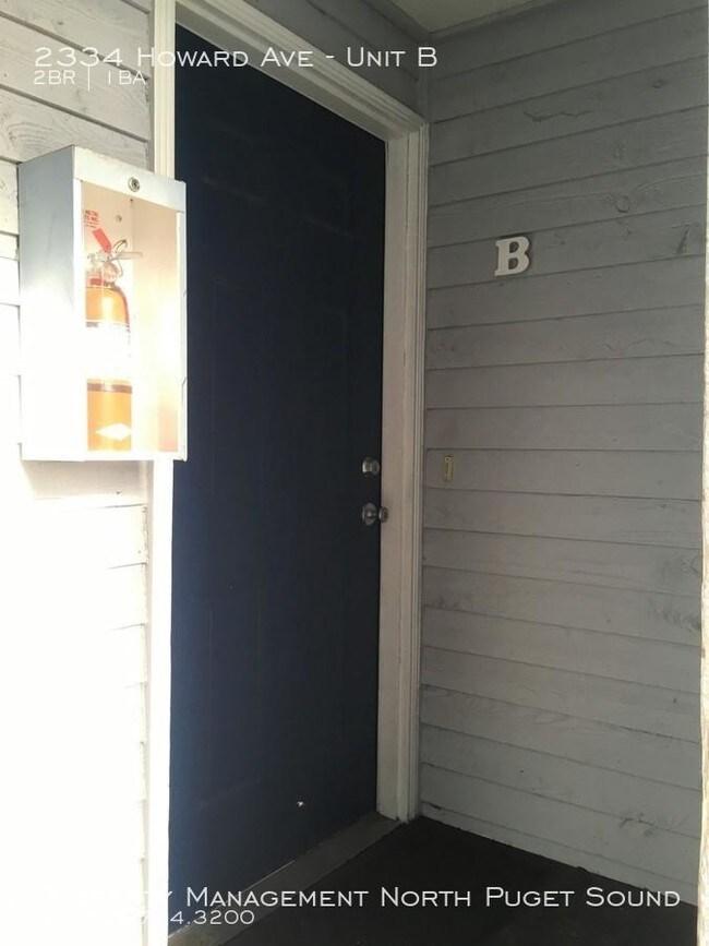 2 bedroom in Everett WA 98203