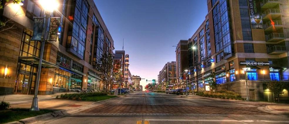 Midtown Crossing Rentals Omaha NE