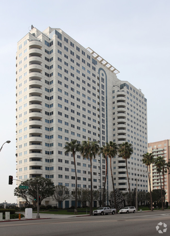 Harbor Place Tower Apartments Long Beach Ca