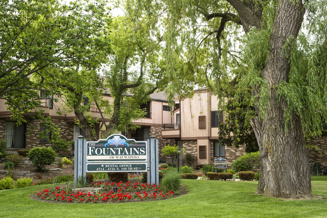 The Fountains of Wauwatosa Apartments