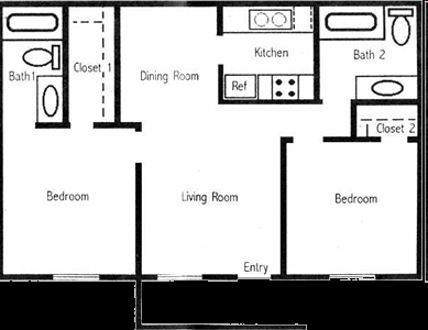 Gilbert Square Apartments  Mesa AZ  Apartmentscom