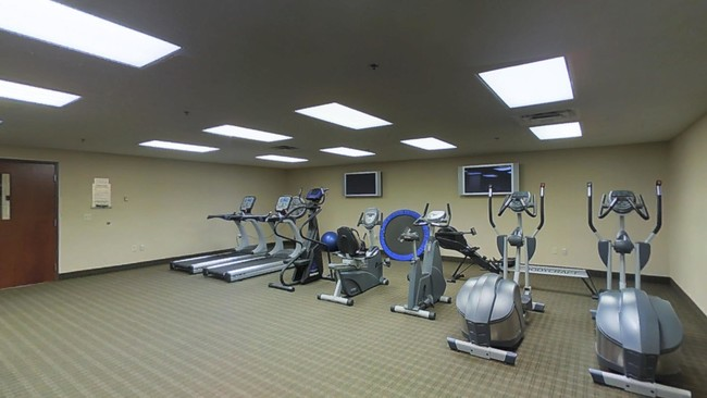 Fitness Room First Place Luxury Apartments