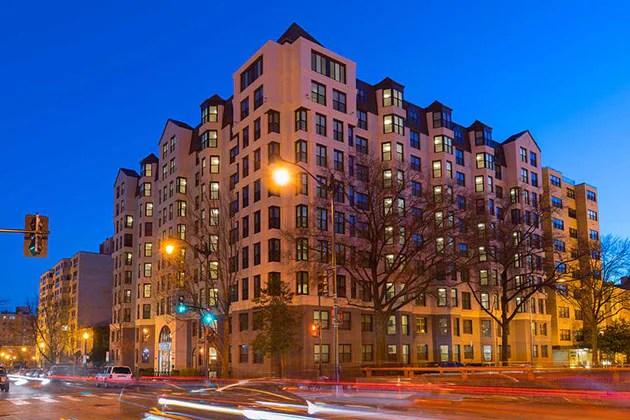 Varsity On K Apartments
