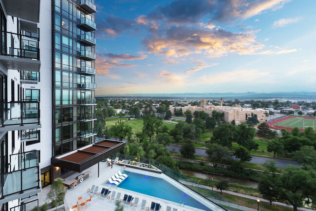 downtown denver apartments for