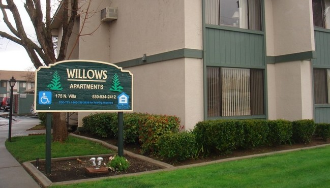 Willows Apartments Rentals Willows CA