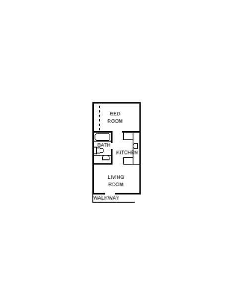 1br 1ba Celery Stalk Apartments