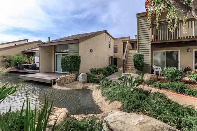 The Lake Apartments Fullerton Ca