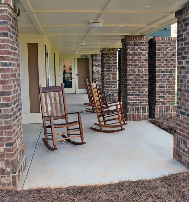 The Dannelly at the Catawba Senior Apartments Apartments