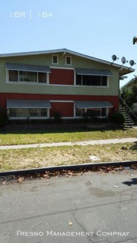 Great 1 Bedroom Apartment! - House for Rent in Fresno, CA ...