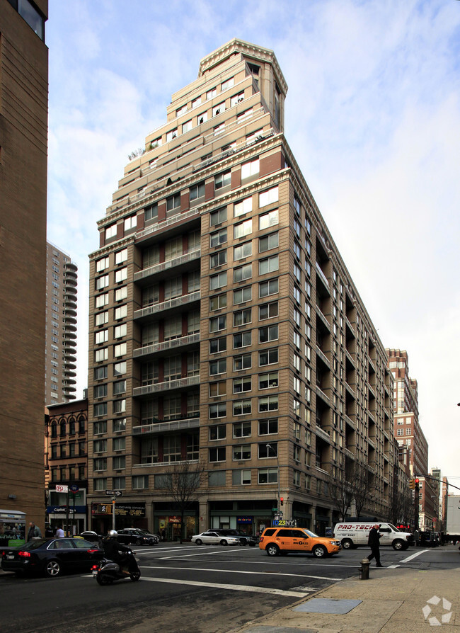 The Gotham Apartments New York Ny