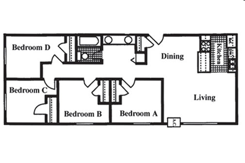Campus Side Apartments  Saint Cloud MN  Apartmentscom