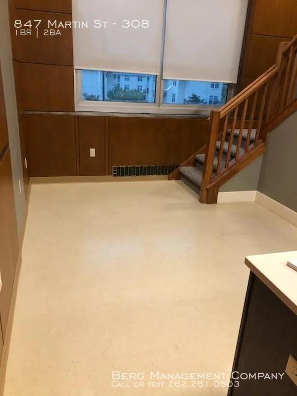 One Bedroom Loft Style