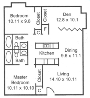 Westridge Apartments Lakewood Co