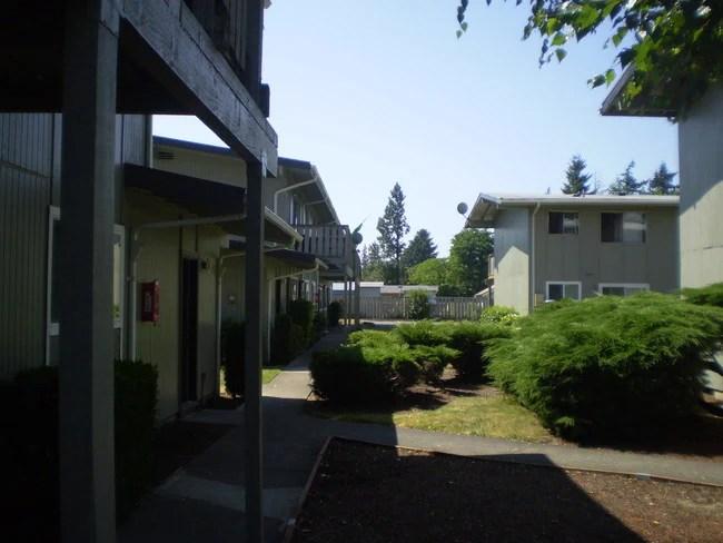 Parkwood Place Apartments Portland