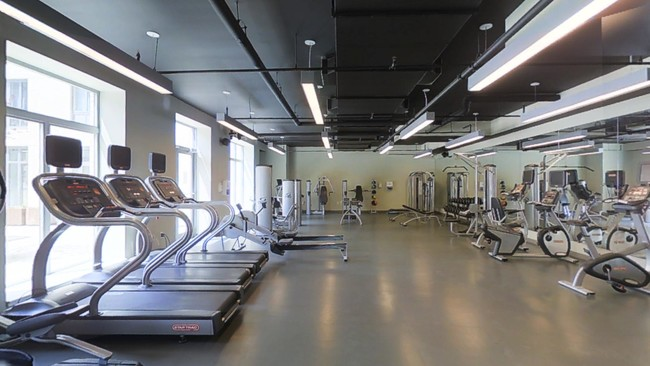 Fitness Center 153 50 89th Ave