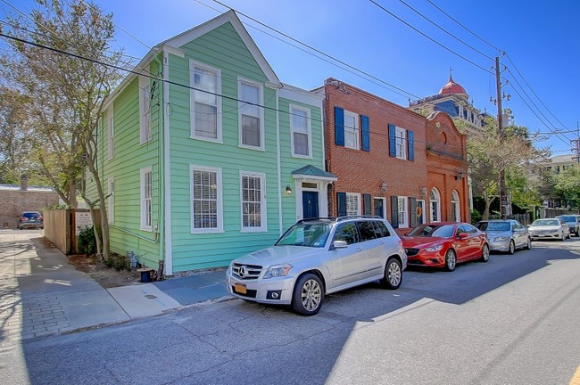 Downtown Charleston Rental Investment Apartments