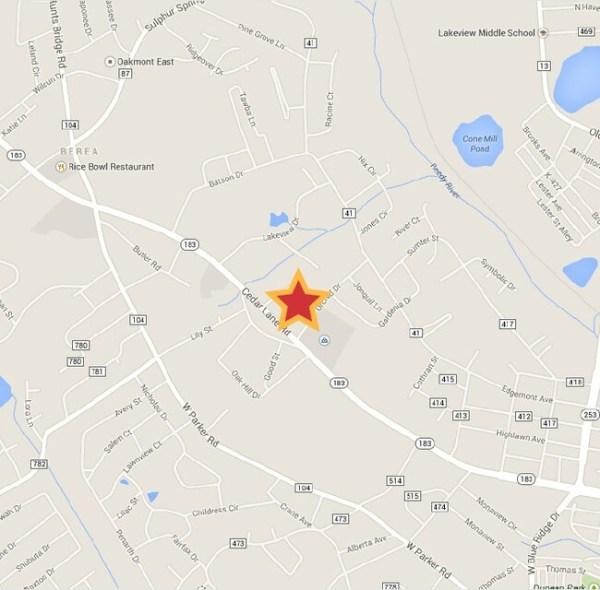 Mae Dr Cedar Lane Road Greenville SC 29617 Apartments