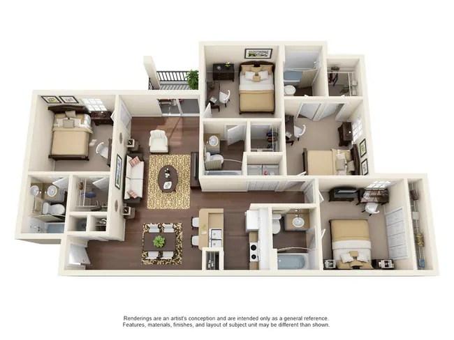College Station Rentals  Orlando FL  Apartmentscom