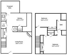 Meridian at Hamilton Place Apartments Rentals