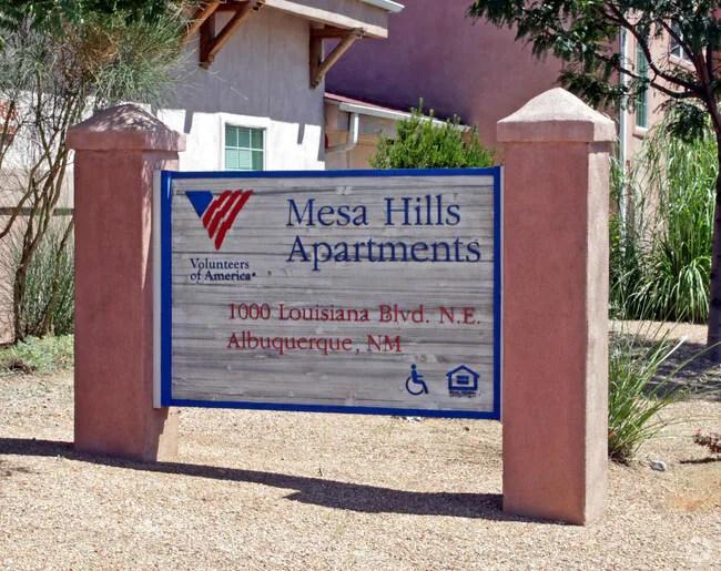 Mesa Hills Apartments Rentals  Albuquerque NM  Apartmentscom