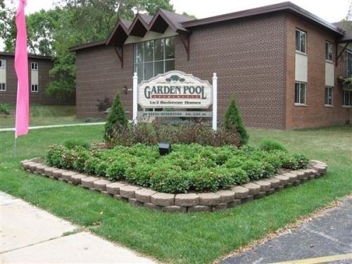 Garden Pool Apartments Apartments
